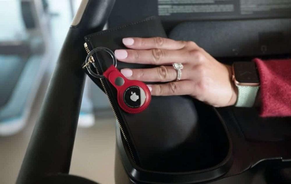 Apple AirTag Portecle 1 AirTag : le traqueur dobjet dApple est disponible à lachat