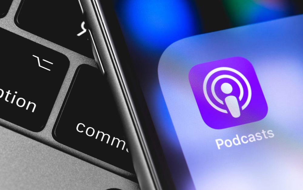 Apple Podcasts Icone Podcasts+ : Apple présenterait son offre payante à la keynote du 20 avril