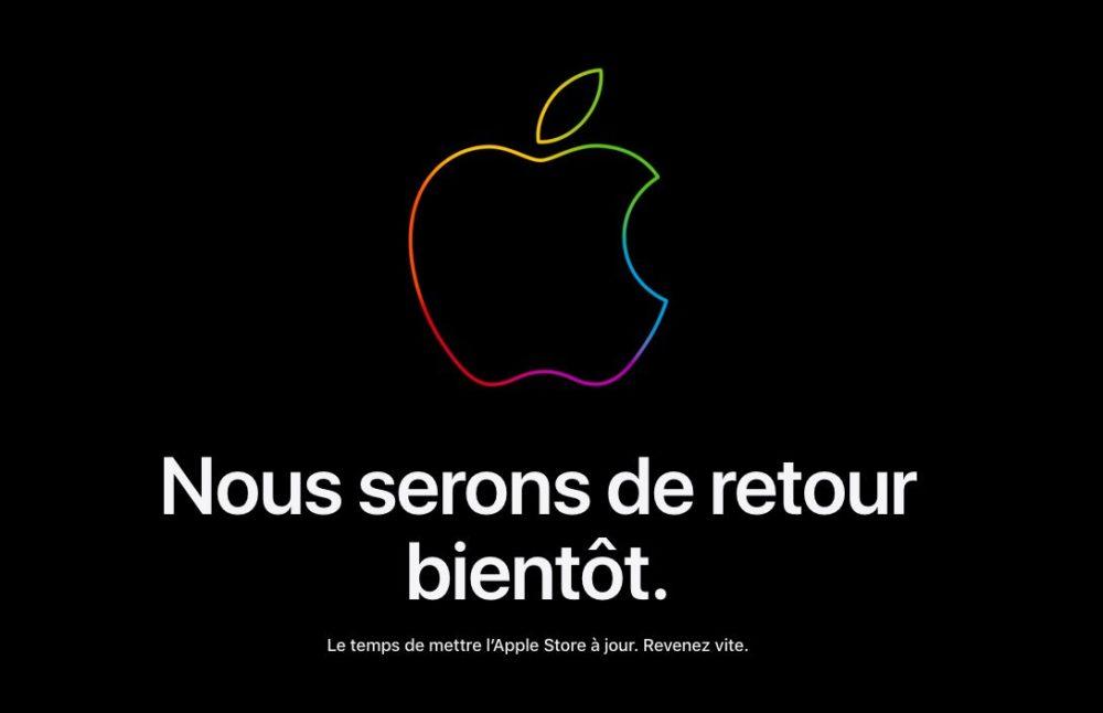 Apple Store En Ligne Ferme Keynote Avril 2021 LApple Store en ligne ferme ses portes avant la keynote « Spring Loaded »