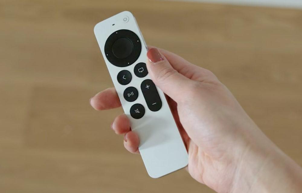 Apple TV 2021 Telecommande Apple annonce la sixième génération dApple TV (4K 2021) : puce A12 et nouvelle télécommande