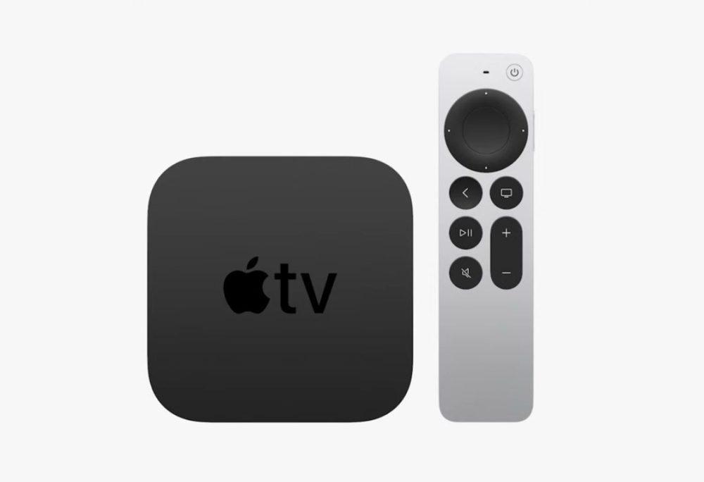 Apple TV 4K 2021 1 AirTag, Apple TV 4K, iMac M1 et iPad Pro M1 (2021) : nous connaissons les prix en euros