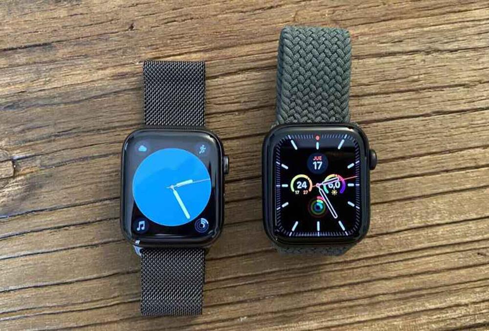Apple Watch Series 6 et Apple Watch SE Apple propose à la vente des Apple Watch Series 6 et Apple Watch SE reconditionnées (aux États Unis)