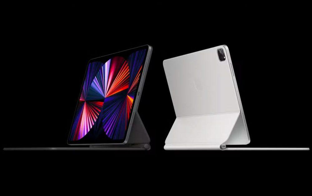 Apple iPad Pro M1 2021 [Keynote]   iPad Pro 2021 : puce M1, Thunderbolt, 5G, écran XDR, 2 To de stockage et plus