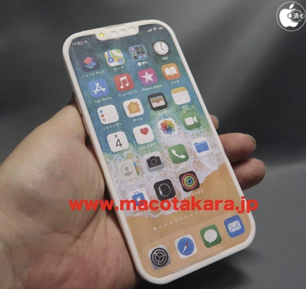 Images Factices iPhone 13 Pro 1 iPhone 13 Pro : des images factices montrent le déplacement de la caméra avant et lencoche plus petite