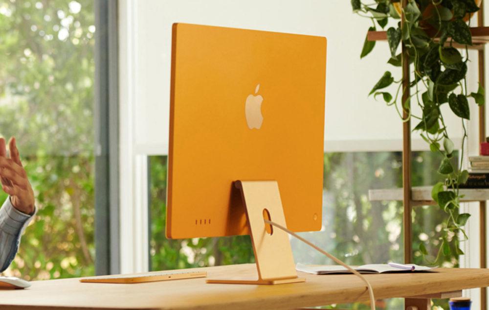 iMac M1 2021 Dos iMac M1, iPad Pro M1 et Apple TV 4K (2021) : les délais de livraison sallongent