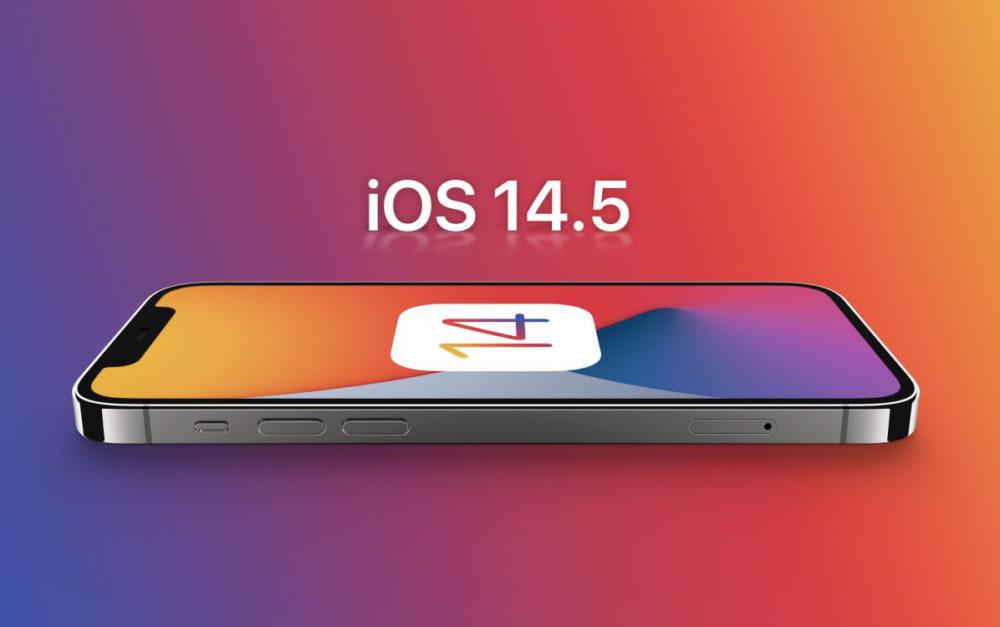 iOS 14.5 et iPadOS 14.5 version finale disponible : la liste des nouveautés