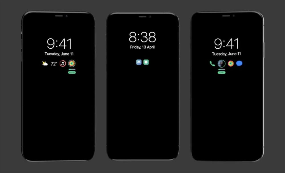 iphone 13 always on display Point sur les rumeurs iPhone 13 : que sait on jusquici ?