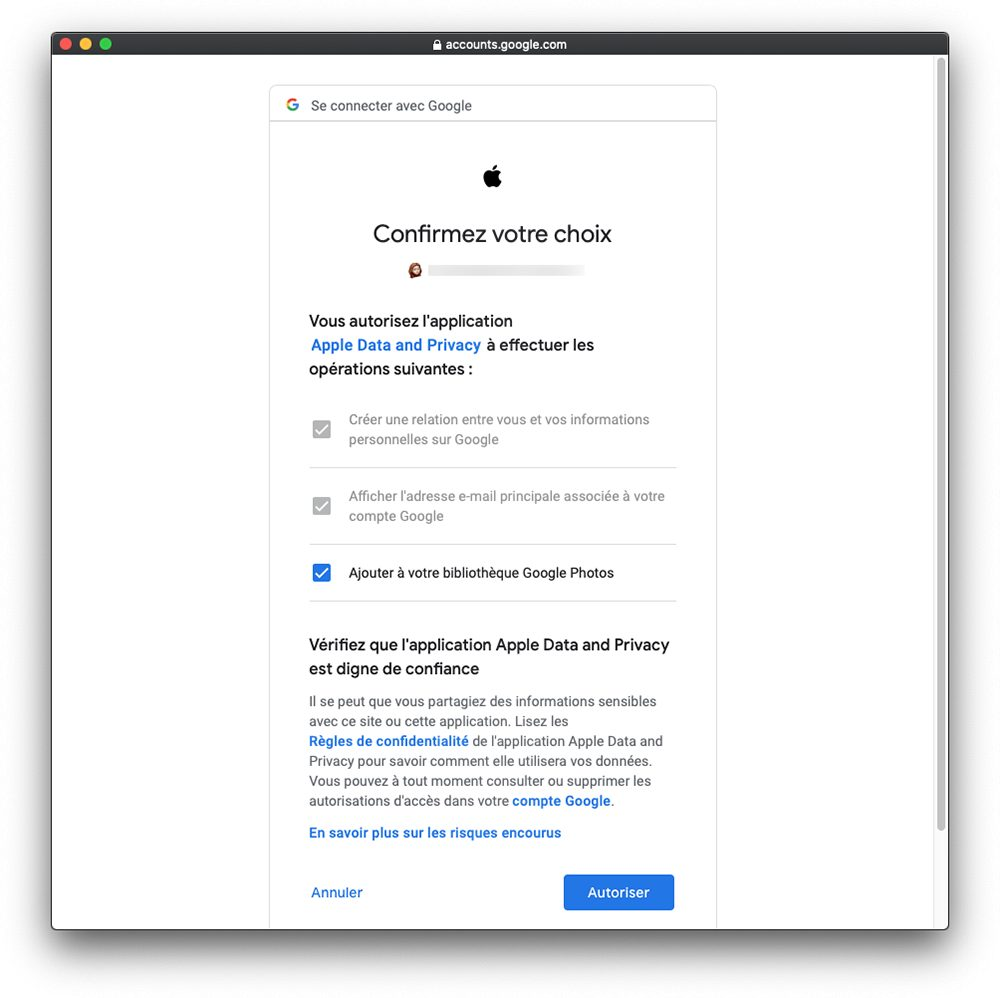 transferer copie photos icloud google 4 Comment copier ou transférer ses photos iCloud vers son compte Google Photos