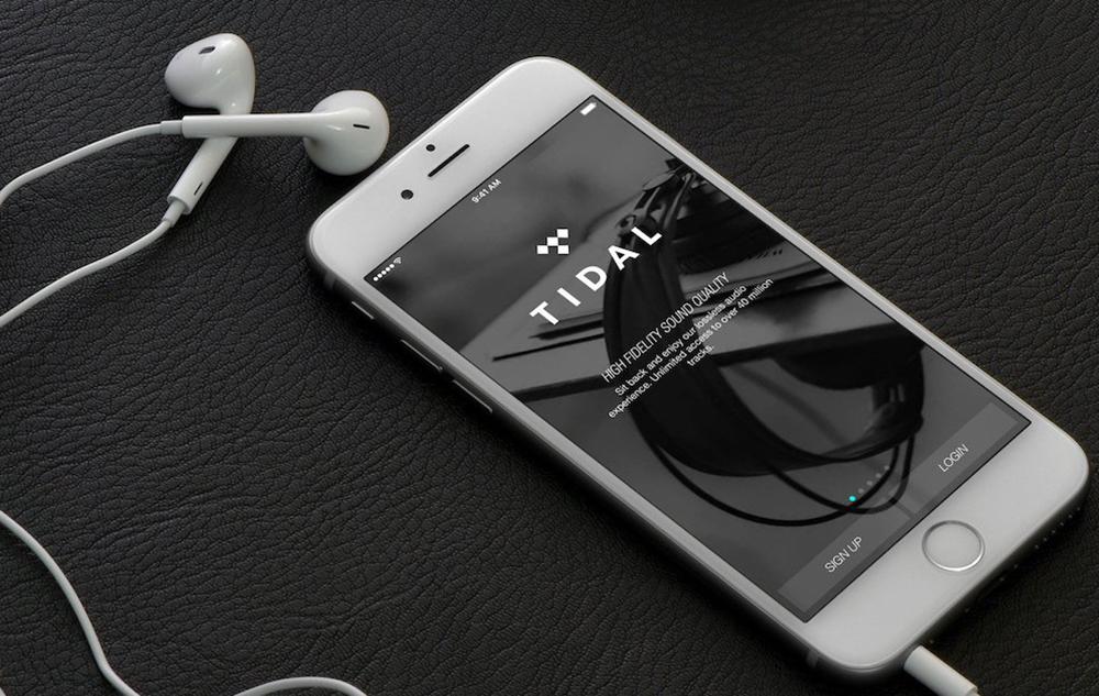 Tidal iPhone Tidal se met à jour et propose une app Apple Watch avec téléchargement et écoute hors ligne