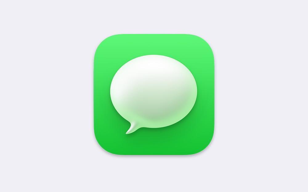 iMessage Logo Apple indique quiMessage fait actuellement face à des soucis