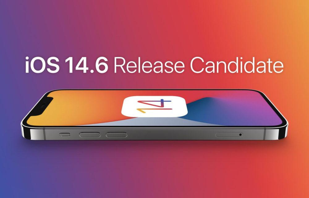 iOS 14.6 Release Candidate iOS 14.6 et iPadOS 14.6 : Apple publie la deuxième Release Candidate (RC)