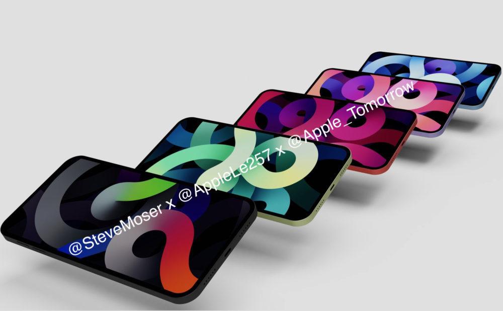 Apple dévoilerait un iPod touch 8 en automne 2021 et ressemblerait à liPad Air 4