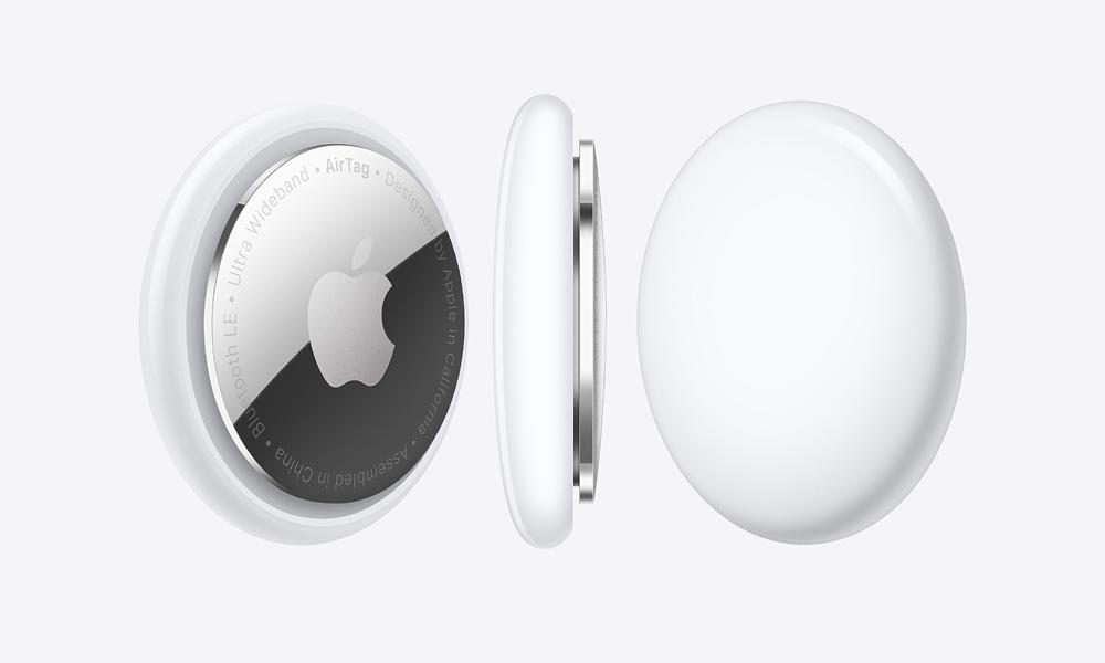 Apple AirTag Apple propose une mise à jour du firmware des AirTags