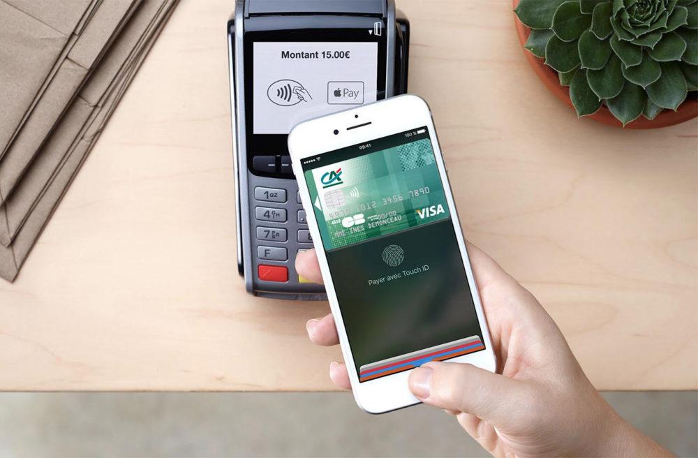 Apple Pay Credit Agricole Apple Pay : il est désormais possible de payer sur Internet et à létranger avec le Crédit Agricole
