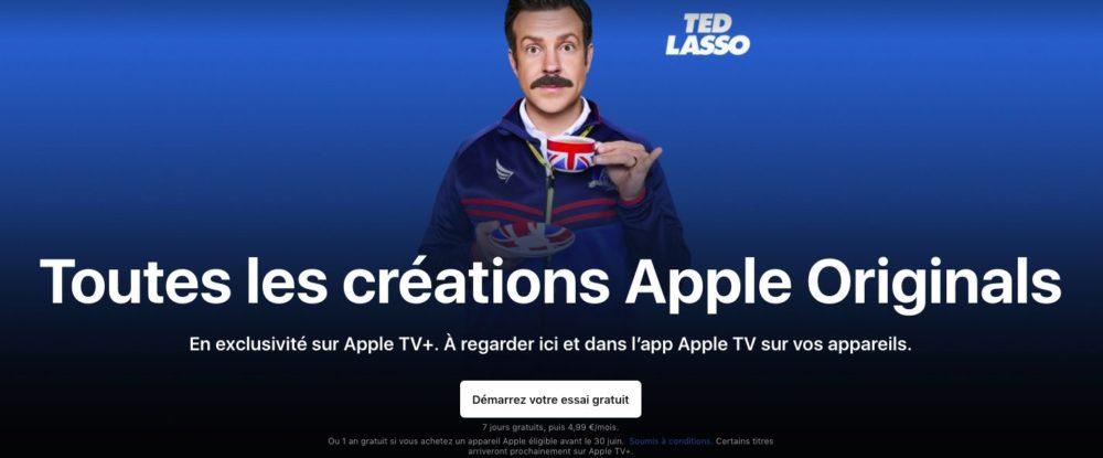 Apple TV Plus Abonnement Gratuit Lessai gratuit à Apple TV+ passera dun an à 3 mois dès le 1er juillet, annonce Apple