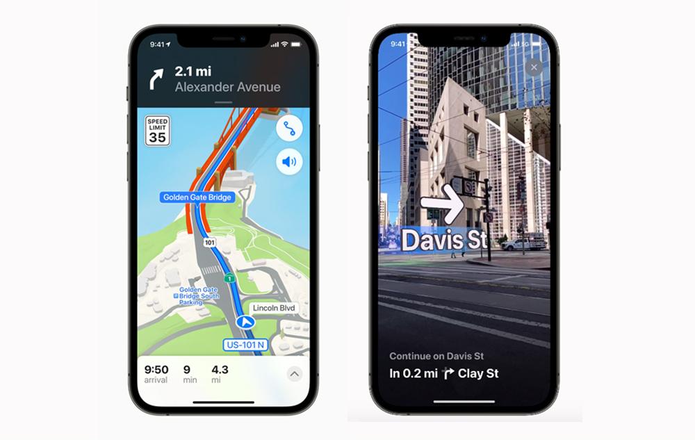 [WWDC 2021]   iOS 15 : partage de médias sur FaceTime, Live Text, améliorations dans Plans, Météo, Wallet...