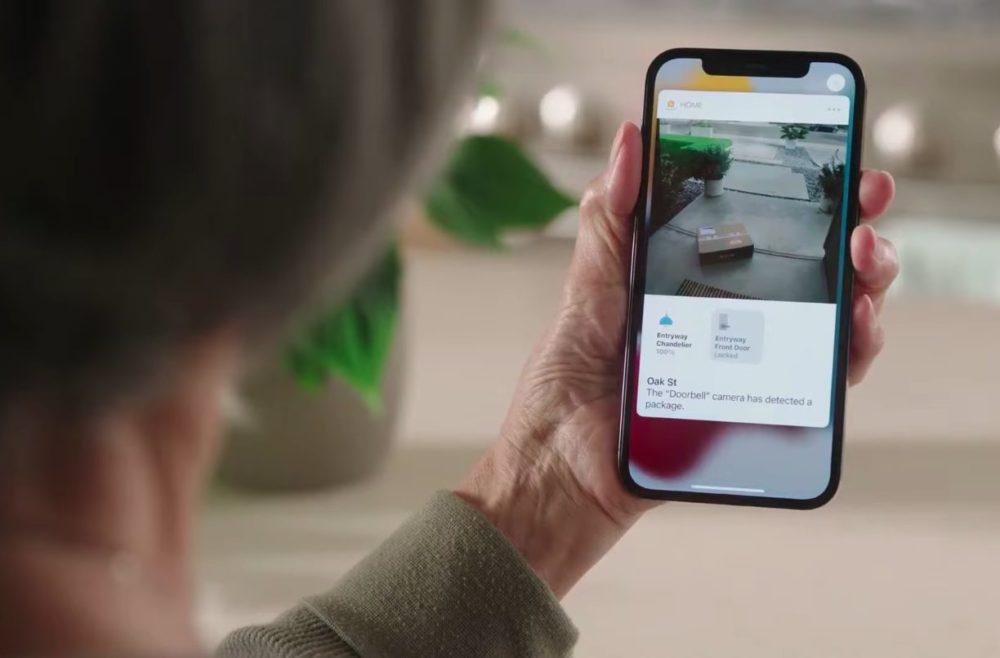 Apple tvOS 15 Colis WWDC 2021 [WWDC 2021] – tvOS 15 : affichage de plusieurs caméras, SharePlay, contenus personnalisés et plus