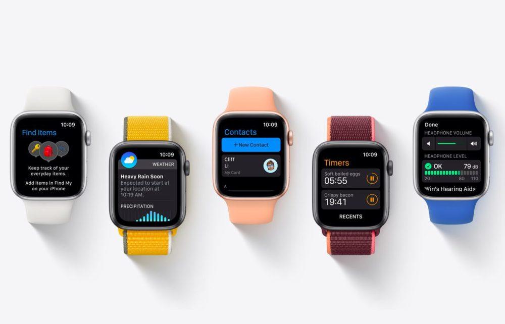 Apple watchOS 8 Apple Watch Series 6 watchOS 8 : la bêta 3 développeurs est disponible