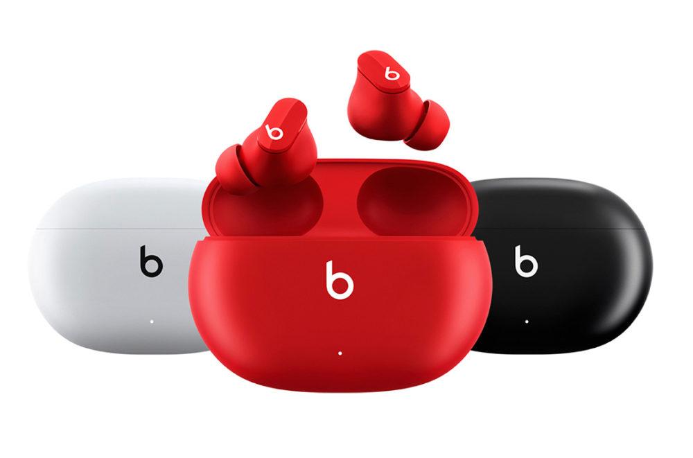 Beats Studio Buds Apple annonce les Beats Studio Buds : mode Transparence, réduction active du bruit... pour 150 euros