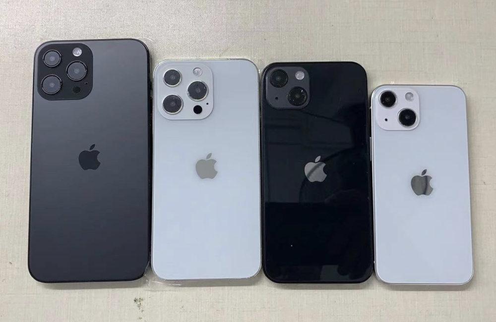 iPhone 13, Apple Watch Series 7, AirPods 3, iPad mini 6 et plus pour cet automne