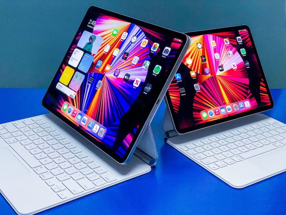 iPad Pro M1 2021 LiPad Pro M1 dispose de 16 Go, mais les apps seraient limitées à un maximum de 5 Go de RAM