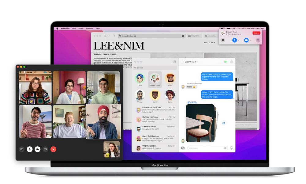 macOS Monterey MacBook Pro macOS Monterey : Apple propose la bêta 2 développeurs
