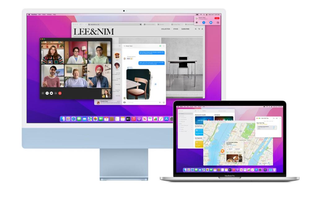 macOS Monterey WWDC 2021 macOS 12 Monterey : Apple va proposer des mises à jour moins lourdes