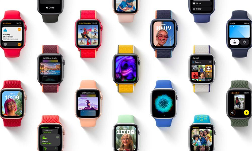 watchOS 8 Apple Watch Series 6 watchOS 8 : voici la liste des Apple Watch qui sont compatibles