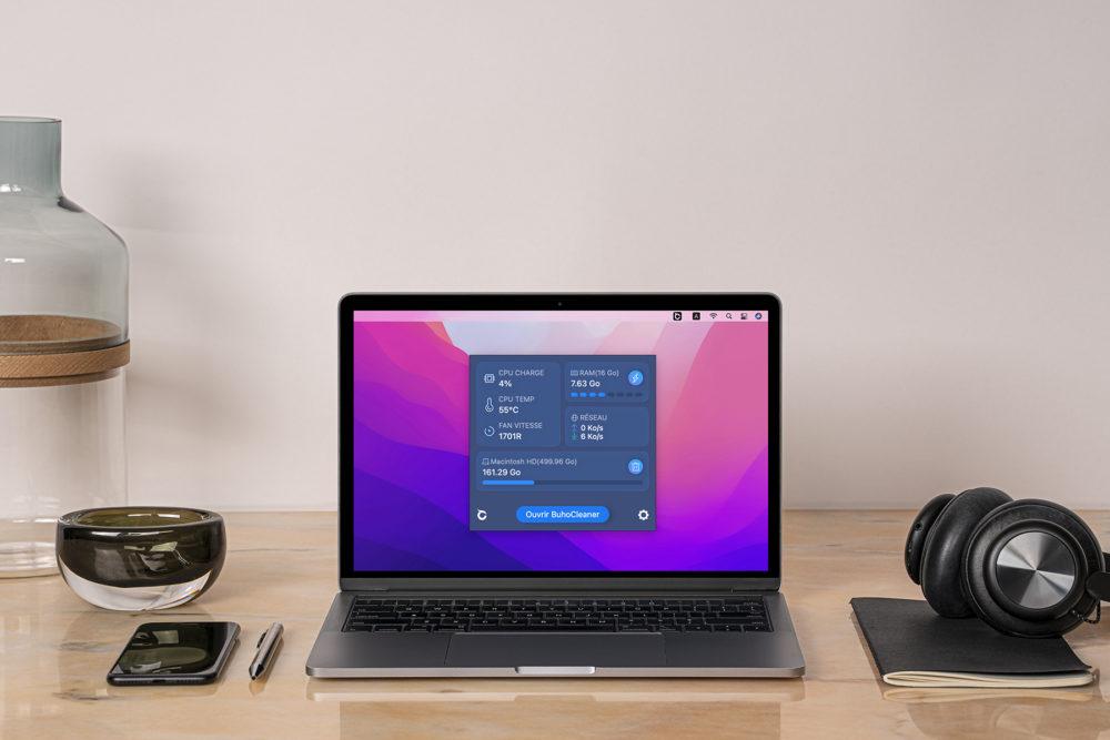 8 lifestyle BuhoCleaner : le meilleur nettoyeur de Mac pour optimiser les performances système