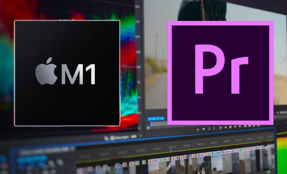Adobe Premiere Pro Mac M1 Adobe met à jour son app Premiere Pro et ajoute le support des Mac M1