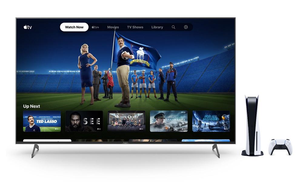 Vous pouvez jouir de 6 mois gratuits à Apple TV+ si vous disposez dune PS5