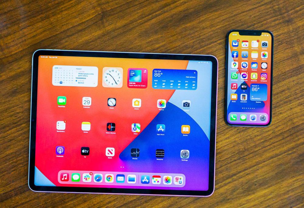 Apple iOS 15 iPadOS 15 iOS 15 et iPadOS 15 : voici les nouveautés de la bêta 5