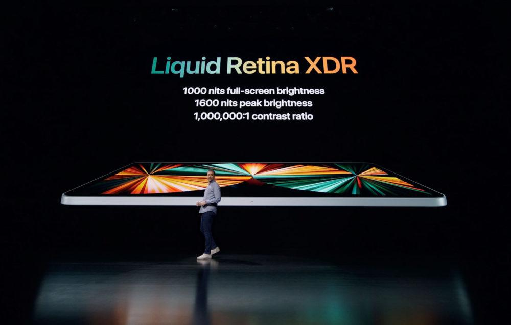 Apple iPad Pro 2021 Liquid Retina XDR Les deux iPad Pro qui verront le jour en 2022 seront équipés dun écran mini LED