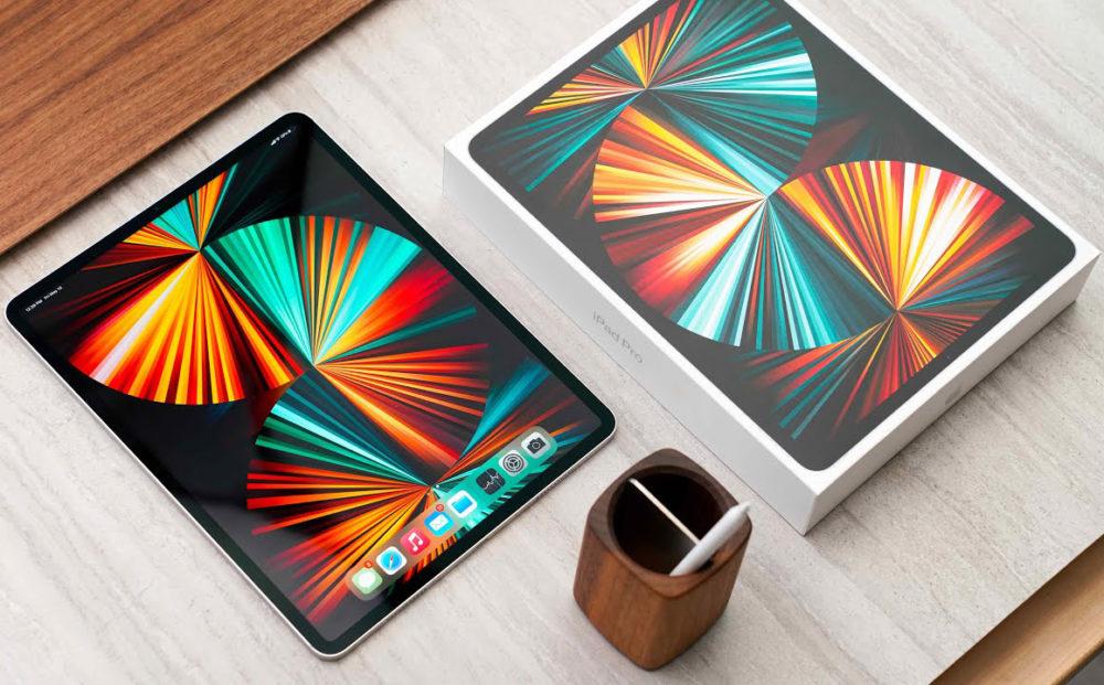 Apple iPad Pro M1 Argent Apple proposerait son premier iPad avec écran OLED en 2023