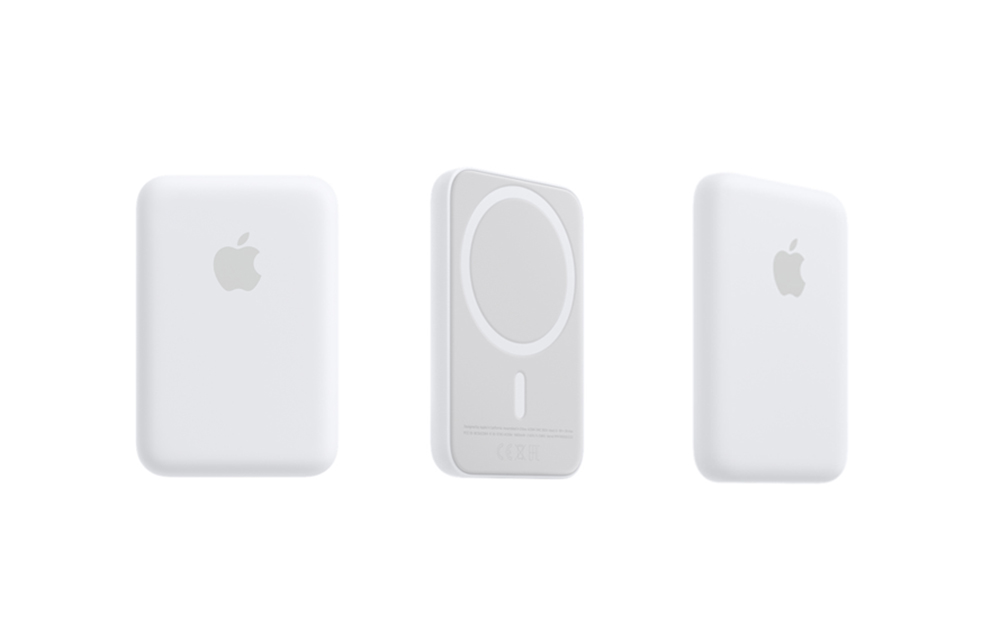 Batterie Externe MagSafe Apple Apple propose à la vente sa batterie externe MagSafe pour iPhone 12 à 109 euros