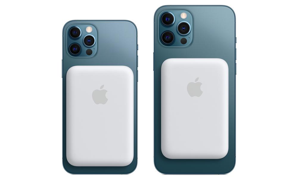 Apple propose à la vente sa batterie externe MagSafe pour iPhone 12 à 109 euros
