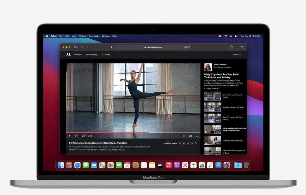MacBook Pro Puce M1 LiPhone 13 aurait un écran toujours allumé et le MacBook Pro Mini LED serait pour lautomne