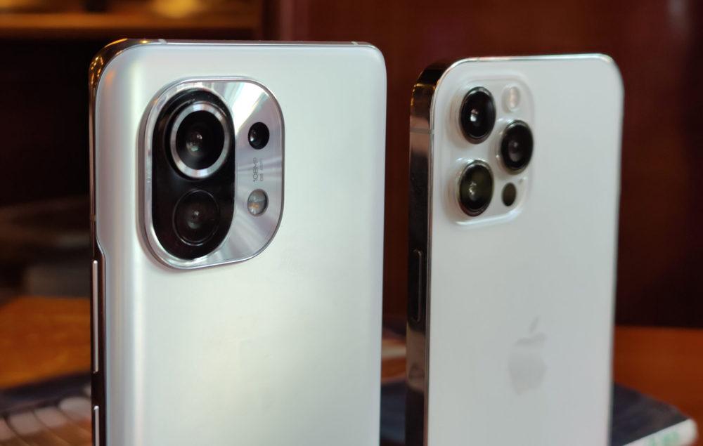 Xiaomi Mi 11 et iPhone 12 Pro Max Ventes de smartphones : Xiaomi prend la 2e place dApple au 2e trimestre 2021