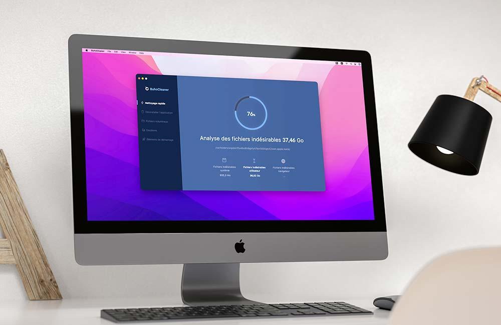 buho cleaner cover BuhoCleaner : le meilleur nettoyeur de Mac pour optimiser les performances système