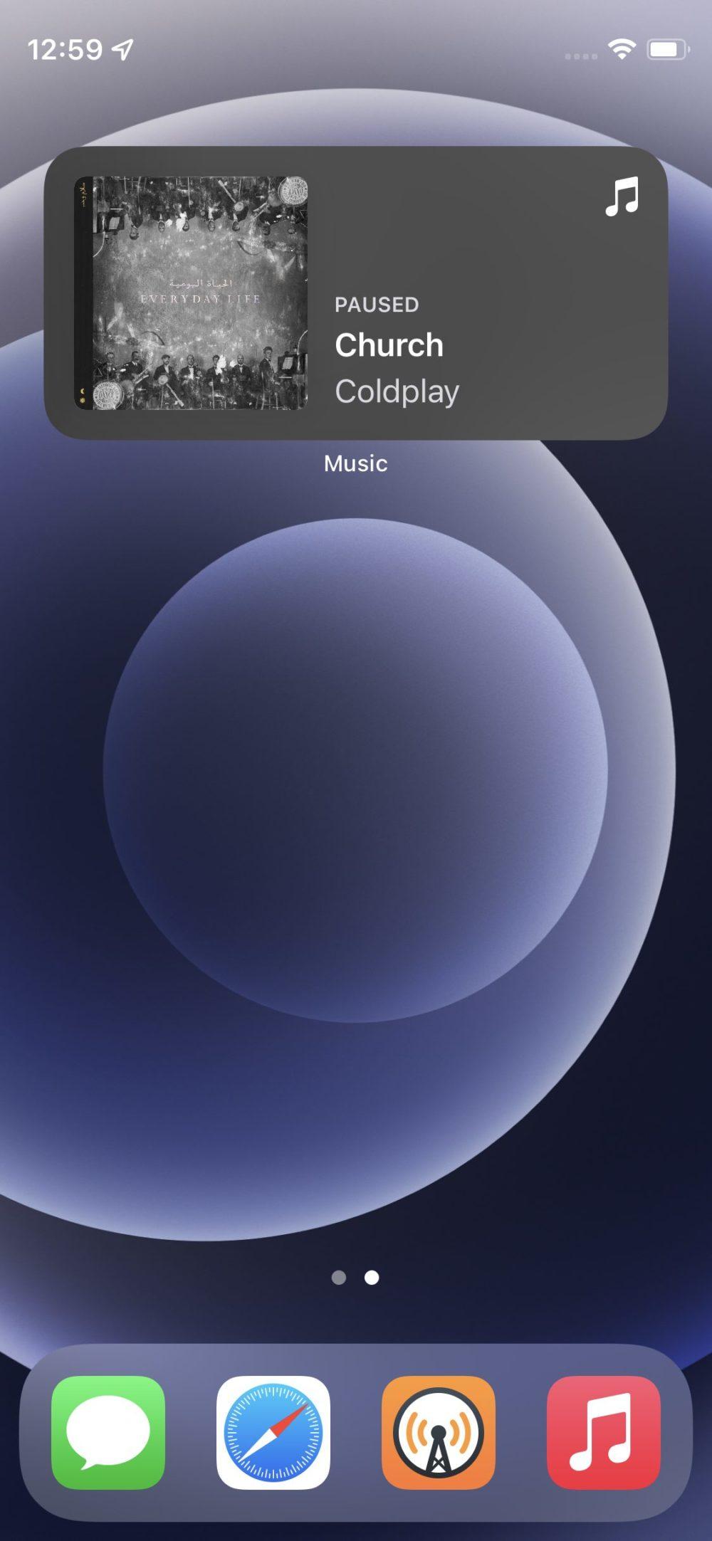 iOS 15 Beta 3 App Musique iOS 15 et iPadOS 15 bêta 3 : voici la liste des nouveautés retrouvées