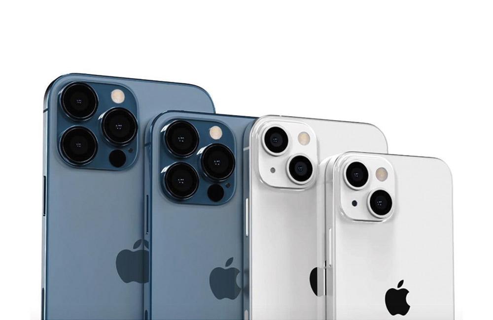 iphone 13 iPhone 13 : des moules pour les coques confirment le design