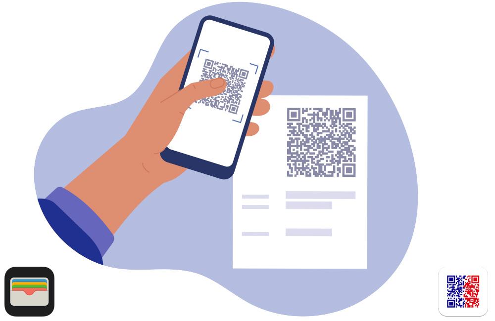 pass sanitaire qr code tousanticovid wallet iphone Comment scanner un QR Code pour le pass sanitaire avec TousAnticovid et Wallet sur iPhone ?