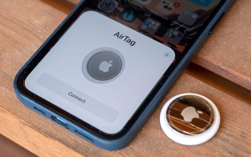 Apple Airtag 1 Les AirTags ont le droit à une nouvelle mise à jour