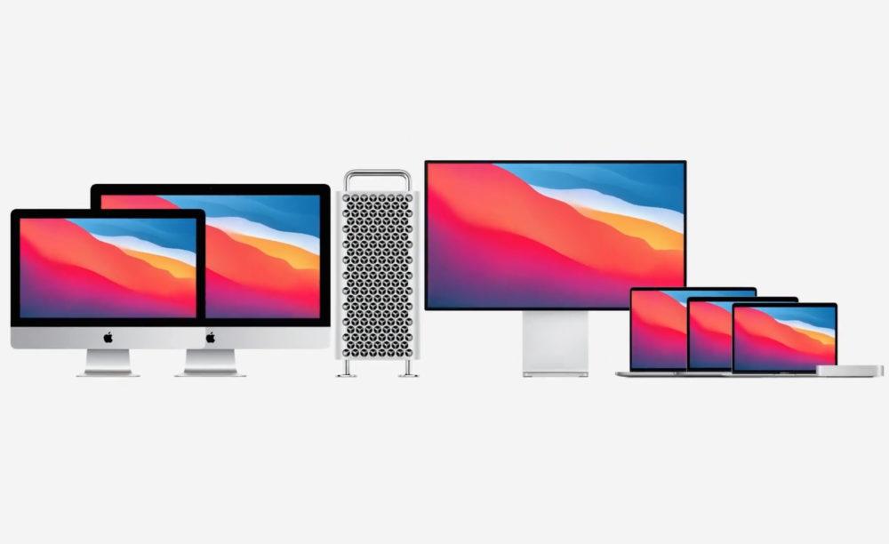 Apple Silicon Mac Voici la feuille de route des prochains Mac Apple Silicon partagée par Mark Gurman