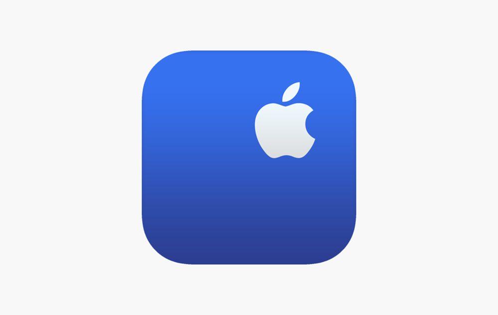 Application Assistance Apple Logo Lapp Assistance Apple est à jour et ajoute les AirPods jumelés dans votre liste dappareils