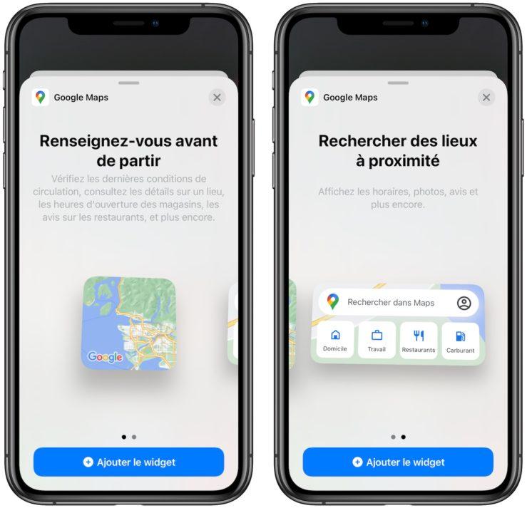 Google Maps : le mode sombre arrivera prochainement sur iPhone et iPad