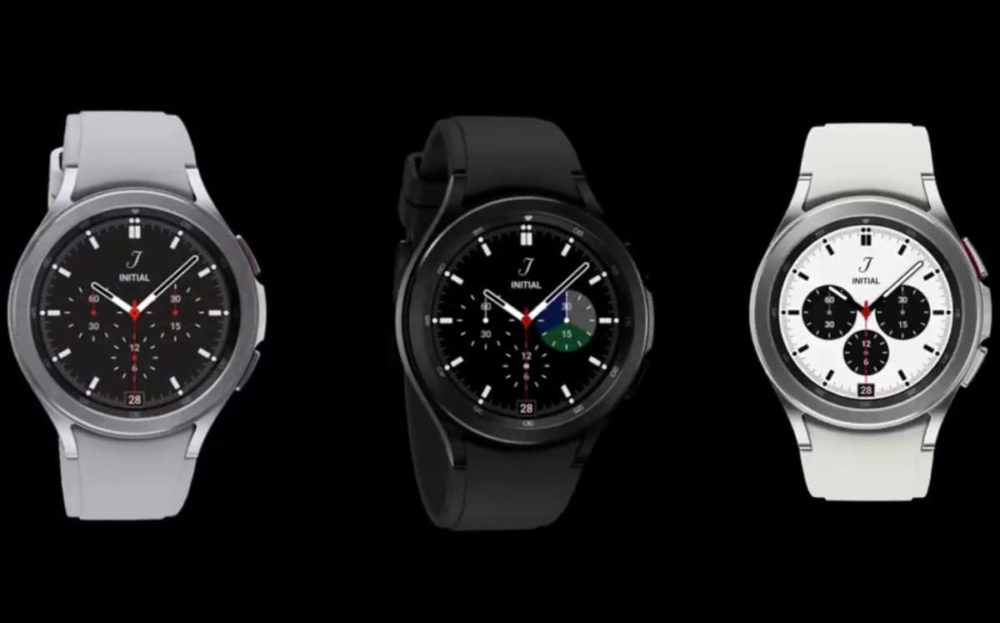 Samsung Galaxy Watch 4 Classic Samsung annonce que sa Galaxy Watch 4 nest pas compatible avec iOS