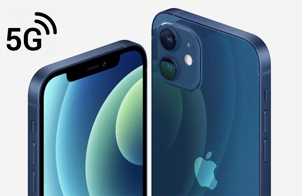 activer iphone 12 5G Comment activer la 5G sur son iPhone 12