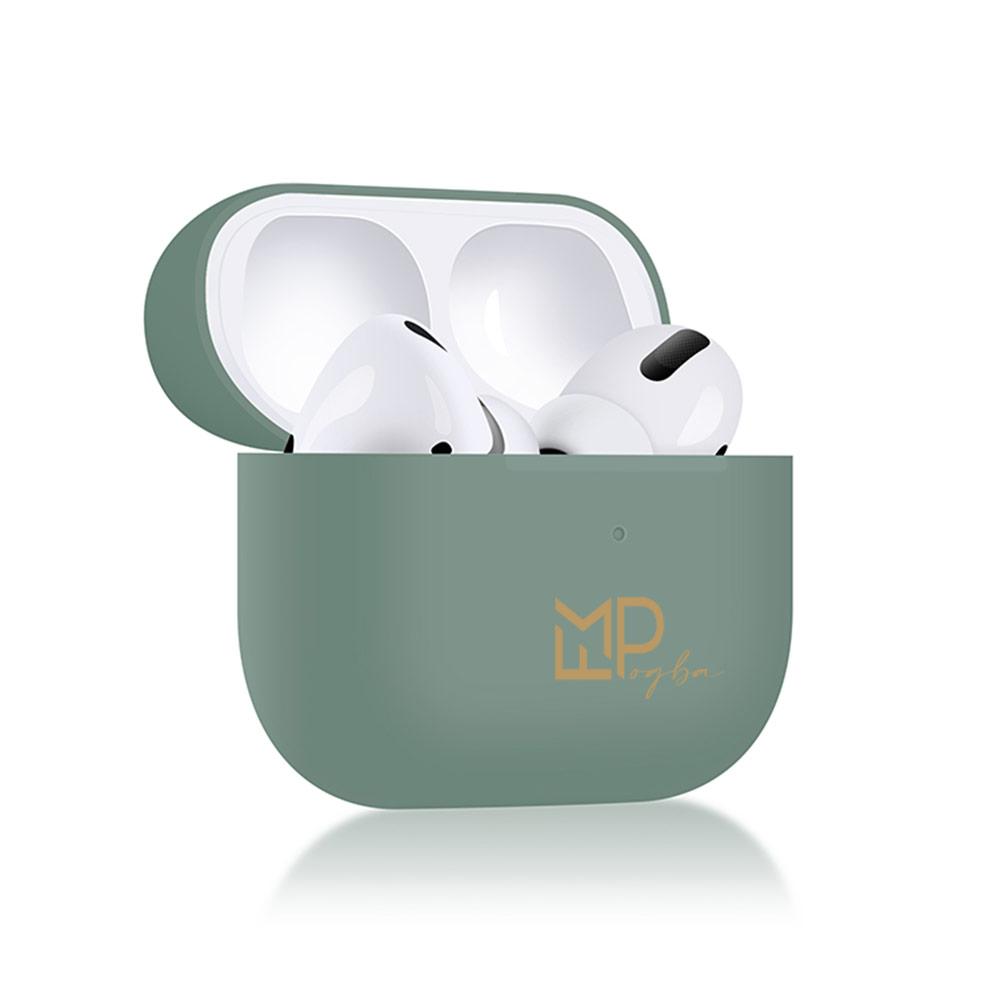 coque airpods pro pogba vert 02 Coque iPhone FM Pogba x ShopSystem : la collaboration