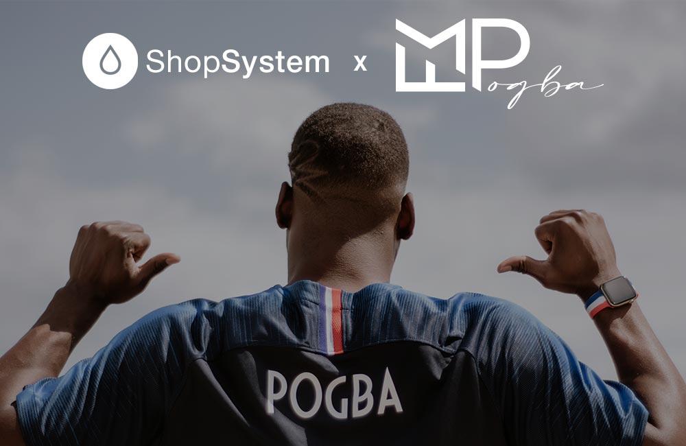 coque pogba iphone shopsystem Coque FM Pogba x ShopSystem : la collaboration